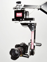 Hague PH200 Pro Remote Pan & Tilt Power Head