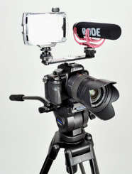 Hague DSB Double Camera Shoe Bracket