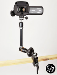 SC3 Superclamp With Magic Arm For Cameras