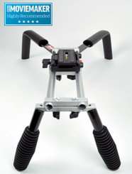 Hague DSR Dual Shoulder Camera Support Rig