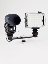 Hague PDSA Panasonic Double Camera Shoe Adaptor