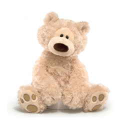 Philbin Bear Beige, Small