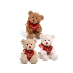 Beary Lovable Message Bears