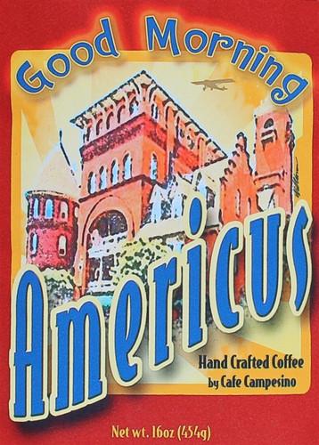 Good Morning Americus Blend