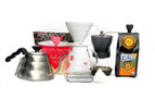 Hario Pour-Over Coffee Kit for Home
