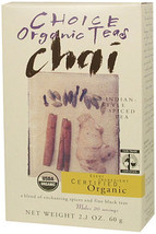 Choice Chai (Loose Leaf, 60g)