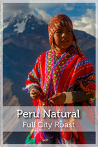 Peru Natural Full City Roast Coffee