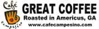 Cafe Campesino Bumper Sticker