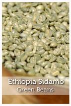 Ethiopia Sidamo Green Coffee Beans