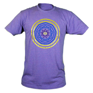 MEN'S PURPLE TEE