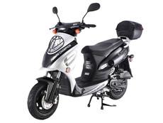 TaoTao CY50-A Gas Street Legal Scooter