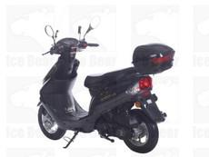 IceBear PMZ50-4 50cc Gas Street Legal Scooter