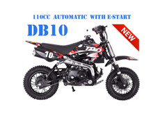 TaoTao DB10 110cc Dirt Bike
