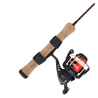 BERKLEY CHERRYWOOD HD ICE FISHING COMBO 30""