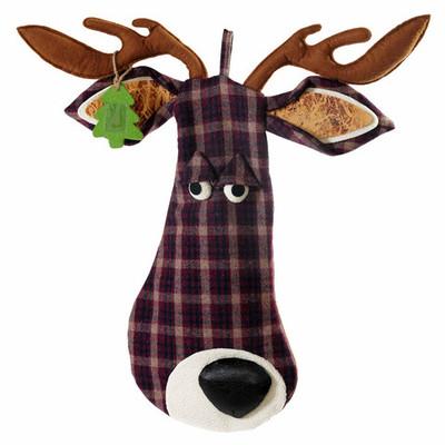 Christmas Stocking, Whitetail Deer