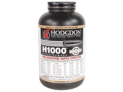 Hodgdon H1000 Rifle powder, 1 lb