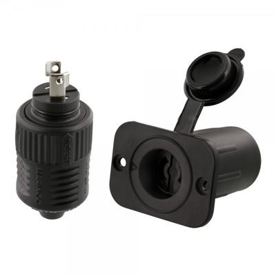 Scotty 12V Downrigger Plug & Receptacle
