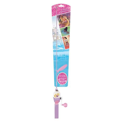 Shakespeare Disney Princess Tackle Box Spin Kit