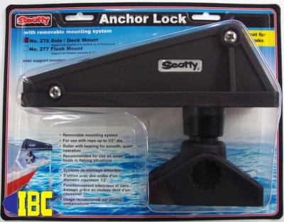 Scotty Anchor Lock, Side/Deck Mount