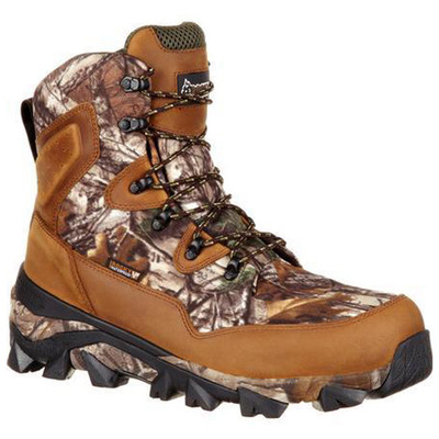 Rocky Claw Waterproof 800G Insulated Outdoor Boot - Exterior View