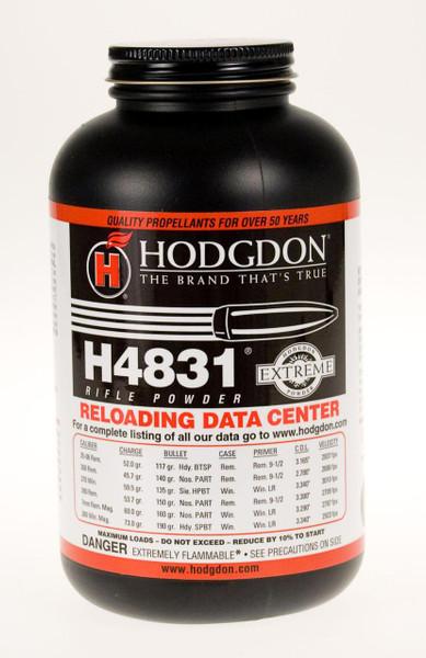 Hodgdon H4831 Rifle Powder, 1 lb