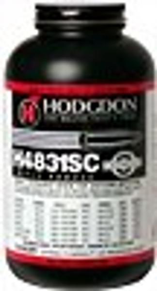 Hodgdon H4831SC Rifle Powder, 1 lb