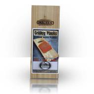 Smokehouse Grilling Planks, Cedar, 3 pk