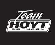 "Hoyt White ""Team Hoyt"" Decal, 9.25"" x 4.5"""