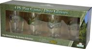 Rivers Edge Deer and Camo, 4 pk Pint