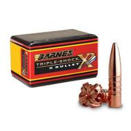Barnes Triple Shock X Flat Base, 50 ct