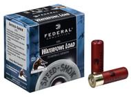 "Federal Speed-Shok Waterfowl, 12 Ga, 3.5"", 1550 fps"