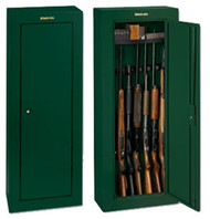 Stack-On Security Cabinet, 8 Gun, Green