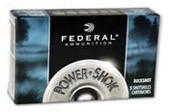 "Federal Power-Shok Buckshot, 20 Ga, 2.75"""
