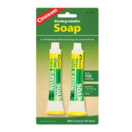 Coghlans Biodegradable Soap, 2 pk
