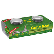 Coghlans Camp Heat, 2 Cans
