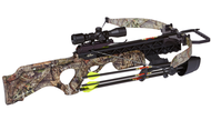 Excalibur Matrix Grizzly Crossbow, Lite Stuff Package
