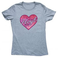 Hoyt Heartbreak Tee, Grey