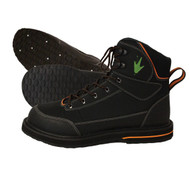 Frogg Toggs Kikker Guide Wading Shoes, Rubber, with Studs