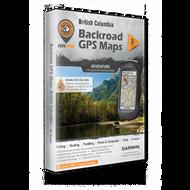 BRMB GPS Maps, British Columbia, SD