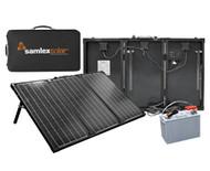 Samlex Explorer Portable Kit, 90 Watts