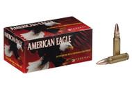 American Eagle AR 223, 223 Rem, 55 Gr FMJ, 20 ct