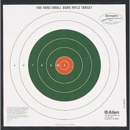 Remington Bullseye Sight-In Targets