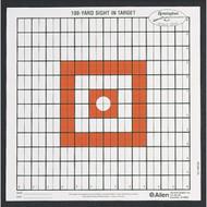 Remington Bullseye Grid Targets