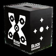 "Block Black 16"" Crossbow Target"