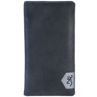 Browning Men's Black Leather Wallet