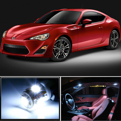 Premium LED Lights Interior Package Upgrade For Scion FRS 2013 2015