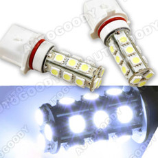 P13W LED Bulbs 18-SMD for Camaro Driving Fog Light
