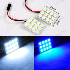 LED Panels for Interior Dome Map Door Light 12-SMD