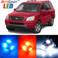 Premium Interior LED Lights Package Upgrade for Honda Pilot (2003-2005)