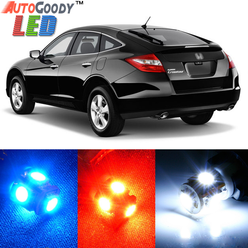 Premium interior led lights package upgrade for honda - 2015 honda accord interior illumination ...